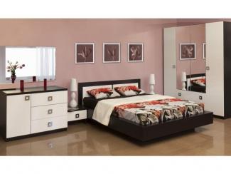 Спальня Элегия 4 - Мебельная фабрика «Элегия», г. Боровичи