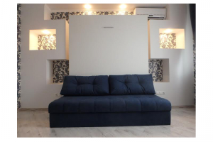 Откидная кровать двуспальная Катюша  - Мебельная фабрика «МеТра»