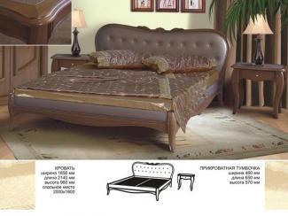 Кровать Лель К1 - Мебельная фабрика «Альфа-Мебель Юг», г. Краснодар