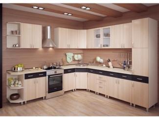 Большая кухня Капри  - Мебельная фабрика «Гермес»
