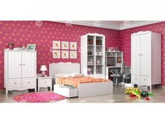 Детская мебель Grace White - Мебельная фабрика «ТомиНики»