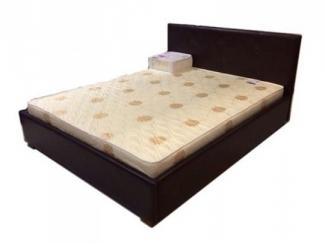Кожаная кровать Монро