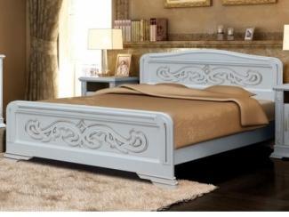 Недорогая кровать Клеопатра 2 - Мебельная фабрика «Мебельный комфорт»