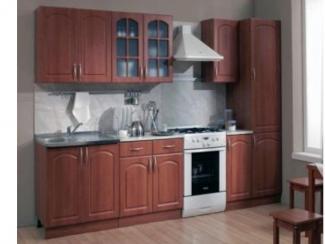 Кухонный гарнитур прямой Кольвадос - Мебельная фабрика «Московский мебельный альянс»