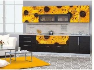 Кухня фасад -  пленка ПВХ с фотопечатью - Мебельная фабрика «НЭК»