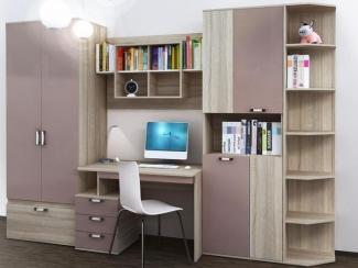 Детская Подросток - Мебельная фабрика «Бурэ»