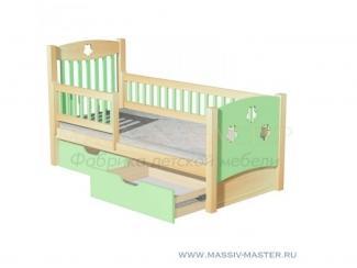 Детская кровать Дэй - Мебельная фабрика «Массив мастер», г. Екатеринбург