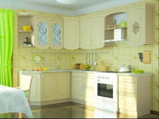 кухня угловая  «Дарья» - Мебельная фабрика «Регина»