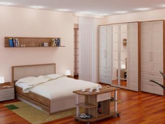 Спальня Соло 21 - Мебельная фабрика «ВасКо»