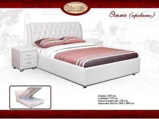 Кровать Эмма - Мебельная фабрика «Али Арс», г. Кузнецк
