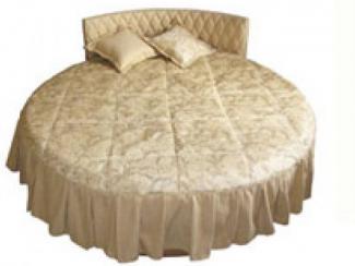 Кровать круглая - Мебельная фабрика «Каравелла», г. Ульяновск