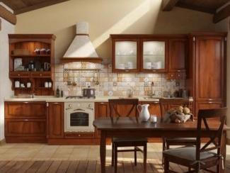 Кухня прямая Acacia country - Мебельная фабрика «Zetta»