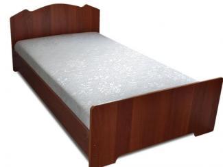 Кровать ламинатная