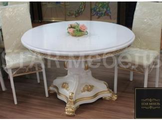 Стол Круглый - Мебельная фабрика «STAR мебель»