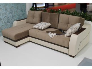 Мебельная выставка Москва: диван угловой Ультра