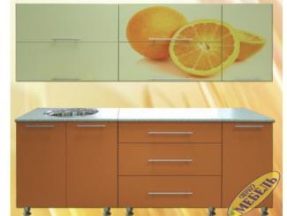 Кухня прямая 24 - Мебельная фабрика «Трио мебель»