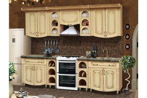 Кухня Венеция 2.8 - Мебельная фабрика «Аристократ»
