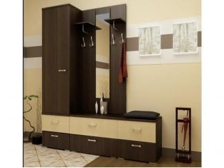 Мебель для прихожей с ящиками  - Мебельная фабрика «Перспектива»