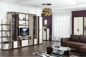 Модульная гостиная Орфей - Мебельная фабрика «КМК»