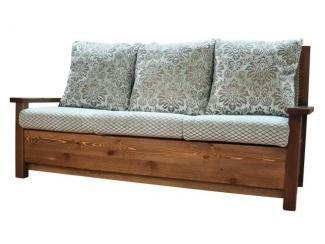 Прямой диван Онего - Мебельная фабрика «Евро-стиль»