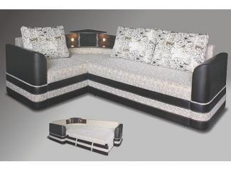 Угловой диван Удача с механизмом Венеция - Мебельная фабрика «Надежда»