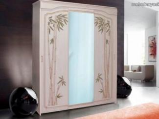 Шкаф - купе Бамбук - Мебельная фабрика «Мебельная Сказка»