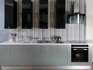 Кухонный гарнитур Манхэттен прямой - Мебельная фабрика «Первая мебельная фабрика»