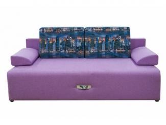 Фиолетовый диван Фрегат 4
