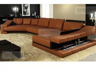 П-образный диван Риволи - Мебельная фабрика «Sitdown», г. Москва