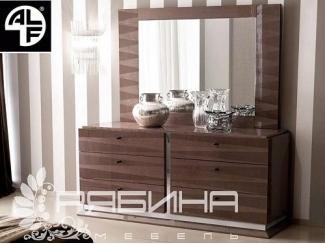 Комод MONAKO с зеркалом  - Мебельная фабрика «Рябина», г. Москва