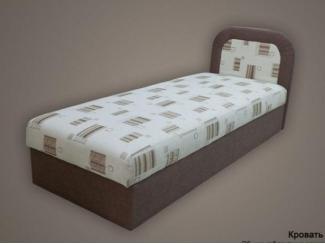 Односпальная кровать - Мебельная фабрика «На Трёхгорной»