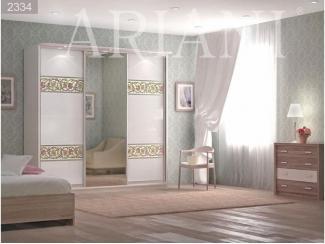 Шкаф-купе с витражом Ди Сопра  - Мебельная фабрика «Ариани»