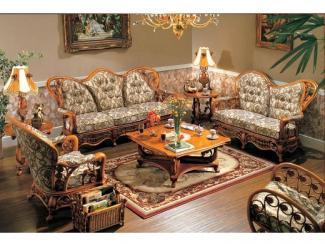 Диван - мебель из ротанга - Импортёр мебели «Мебельторг (Китай)»