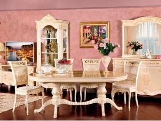 Обеденная группа Престиж - Мебельная фабрика «Миасс Мебель»