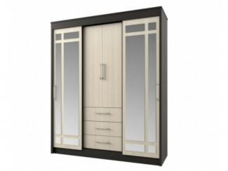 Удобный шкаф-купе Фортуна  - Мебельная фабрика «Олеся»