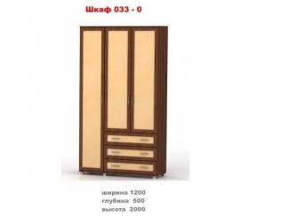 Шкаф 033 - Мебельная фабрика «МЕБЕЛов»