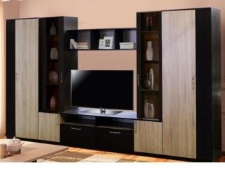Красивая стенка Азалия  - Мебельная фабрика «Мебельный комфорт»