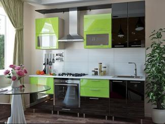 Кухонный гарнитур прямой Премьера 1 - Изготовление мебели на заказ «Оптимум»