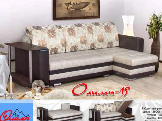 Диван угловой «Олимп 15» - Мебельная фабрика «Олимп»