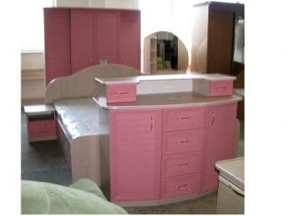 Комплект подростковый  Роза - Мебельная фабрика «Орвис»