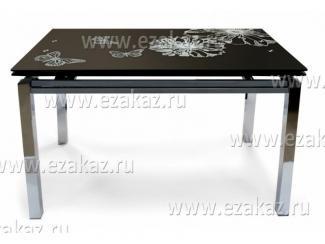Стол обеденный стеклянный TB017-8 - Салон мебели «Тэтчер»
