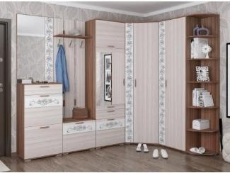 Прихожая Адажио вариант 1 - Мебельная фабрика «Можгинский лесокомбинат»