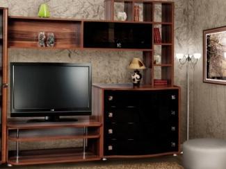 Гостиная стенка ТЕХНО-3 - Мебельная фабрика «Радо»