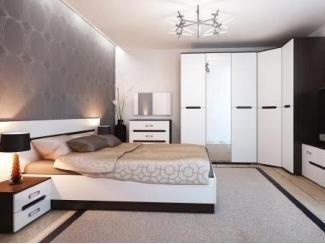Современная спальня Вегас - Мебельная фабрика «Горизонт»