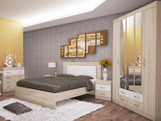 Спальня «Ника» - Мебельная фабрика «Заречье»