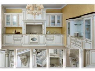 Кухня Монтебьянко - Мебельная фабрика «Вест-Хаус»