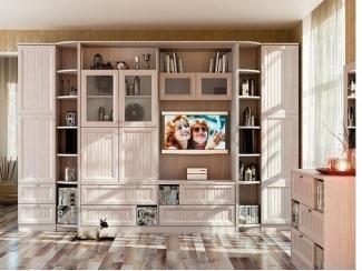 Гостиная Зефир 2 - Мебельная фабрика «Мебельком»