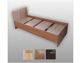 Кровать КВ 160 - Мебельная фабрика «SPSМебель»