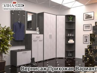 Прихожая Вернисаж  вариант 4 - Мебельная фабрика «Элна»