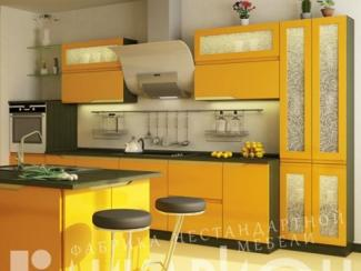 Кухня прямая «Памела венеция»